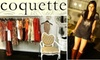 Coquette - Garden City: $20 for $50 Worth of Apparel and Accessories at Coquette