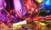 The Drunken Fish - Multiple Locations: New Year's Eve–Party Package with Sushi for One or Six at The Drunken Fish (Up to 63% Off). Three Locations Available.
