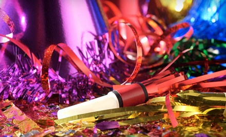 639 W Port Plaza Dr. in Maryland Heights: New Year's Eve Party Package for One (a $50 value) - The Drunken Fish in Maryland Heights