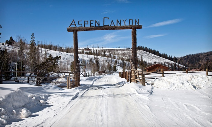 Aspen Canyon Ranch - Parshall, CO: Two-Night Stay for Up to Four in a One-Room Cabin at Aspen Canyon Ranch in Parshall, Colorado