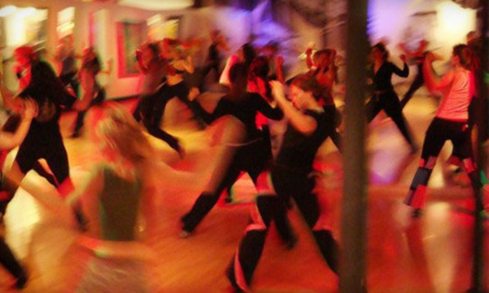 Dance Trance - Huntsville: 10 or 20 Dance Fitness Classes at Dance Trance (Up to 73% Off)