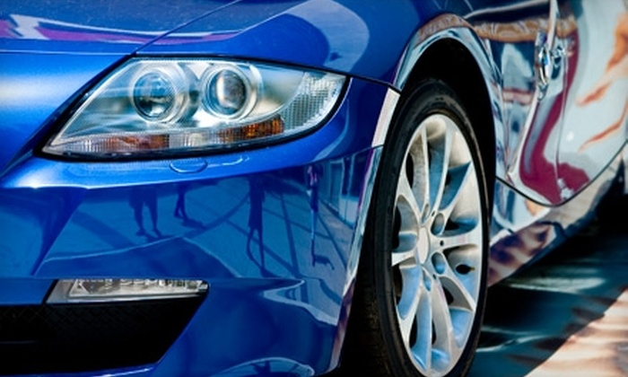 Wax On Wheels DFW - Plymouth Park: $69 for a Mobile Wash and Wax for Car or SUV from Wax On Wheels DFW (Up to $165 Value)