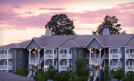 2-Night Stay For Up to Four in a 1-Bedroom Suite - Carriage Ridge Resort in Oro-Medonte