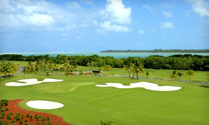Gran Melia Golf Resort Puerto Rico - Chicago: Three- or Five-Night Resort Packages for Two at Gran Melia Golf Resort Puerto Rico