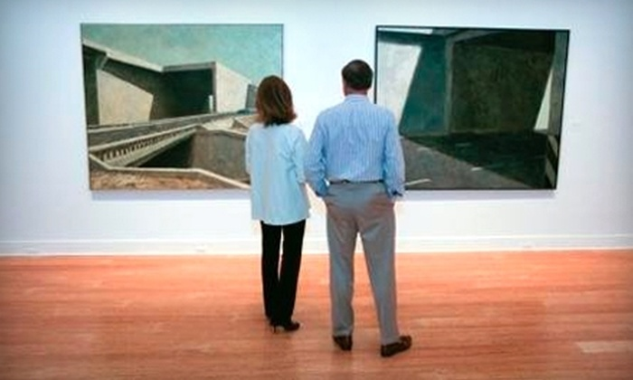 Laguna Art Museum - Laguna Beach: One Admission or One-Year Family Membership to Laguna Art Museum