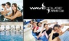 Wave House Athletic Club - Mission Beach: $30 for 30 Visits to the Wave House Athletic Club Plus Two Personal Training Sessions ($224 Value)