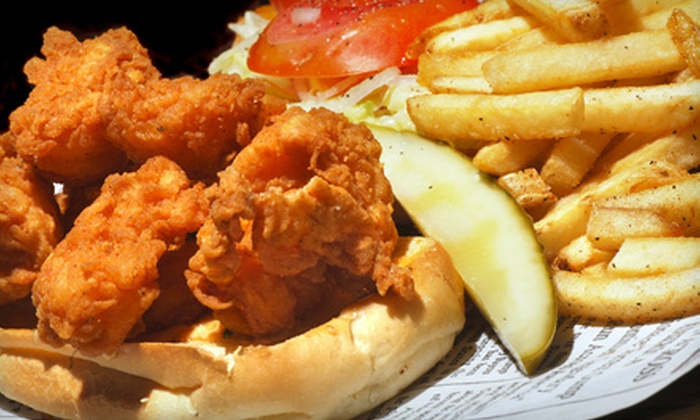 Rosco's Po-Boys and Seafood Market - Kenner: $10 for $20 Worth of Po Boys and Seafood at Rosco's Po-Boys and Seafood Market in Kenner