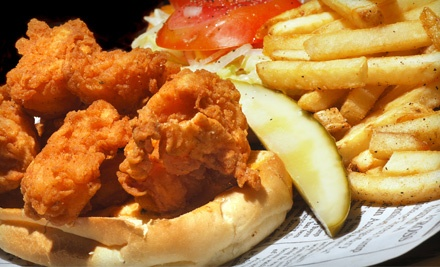 $20 Groupon to Rosco's Po-Boys and Seafood Market - Rosco's Po-Boys and Seafood Market in Kenner