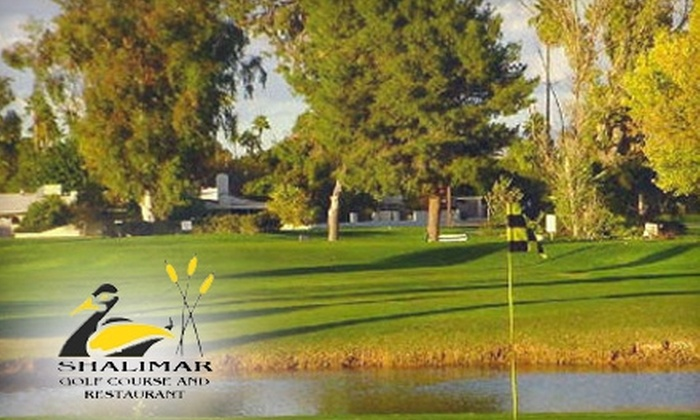 Shalimar Country Club - Shalimar: $30 for Nine Holes of Golf for Two and More at Shalimar Country Club in Tempe