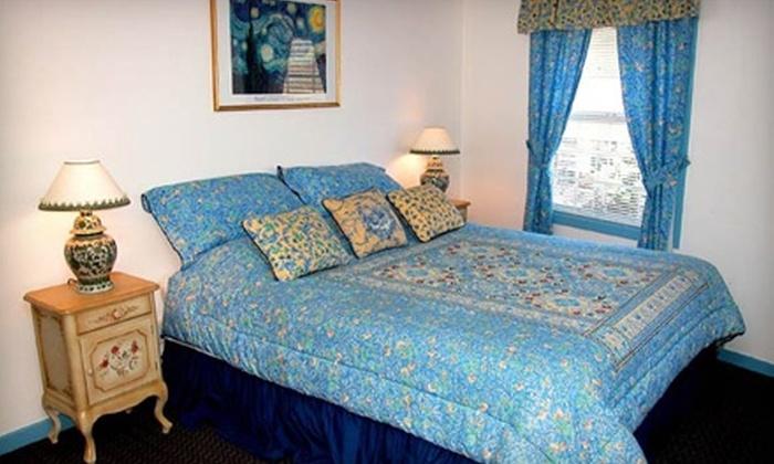 San Anselmo Inn - San Anselmo: $179 for a Two-Night Stay in a Room with a King Bed at San Anselmo Inn ($358 Value)