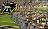 Army Black Knights - Highlands: $10 for Ticket to Army vs. Virginia Military Institute Football Game on October 30 ($30 Value)