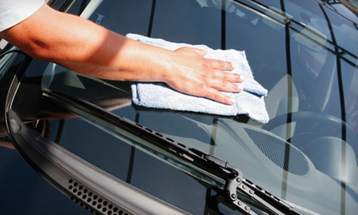 Premier Mobile Wash - Central Raleigh: At-Home Car or Truck Exterior Detailing from Premier Mobile Wash