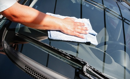 Premier Mobile Wash: At-Home Exterior Detail with a Paint Sealant - Premier Mobile Wash in
