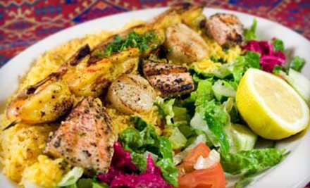 Damascus Grill  - Damascus Grill in Englewood
