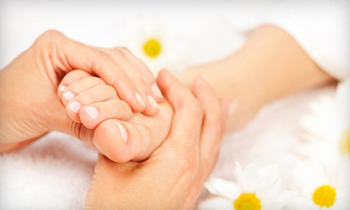 The Sole Spa - Garden Hills,Mayfair: Reflexology Foot Massage, Foot-Care Package, or Foot- and Body-Care Package at The Sole Spa (Up to 59% Off)