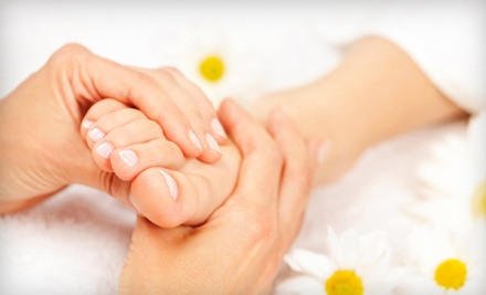 60-Minute Sole Reflexology Foot Massage (a $40 value) - The Sole Spa in Atlanta