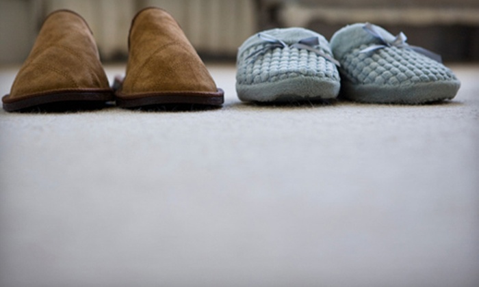 A Clean Carpet - State-Langdon: $59 for Carpet Cleaning and Deodorizing Treatment in Two Rooms from A Clean Carpet (a $120 Value)