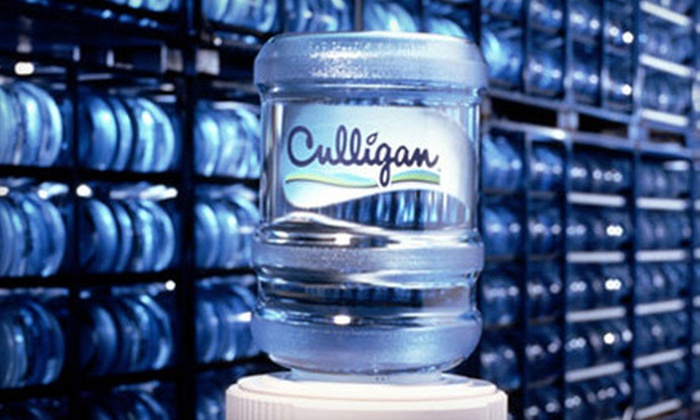 Culligan - Downtown: $49 for a Six-Month Water-Cooler-Rental Package from Culligan ($256 Value)