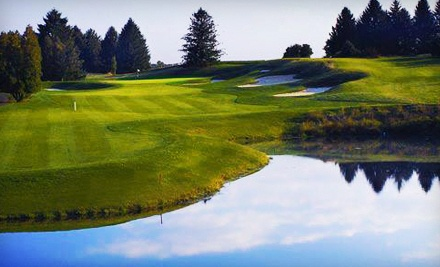 18-Holes Round of Golf for 1 with Cart Rental  - Knob Hill Golf Club in Manalapan
