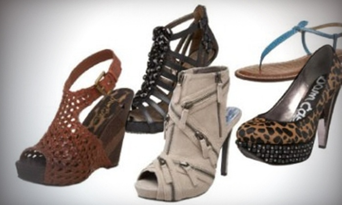 Petite Feet Sample Sale - Mississauga: $15 for $30 Worth of Women's Designer Shoes at the Petite Feet Sample Sale