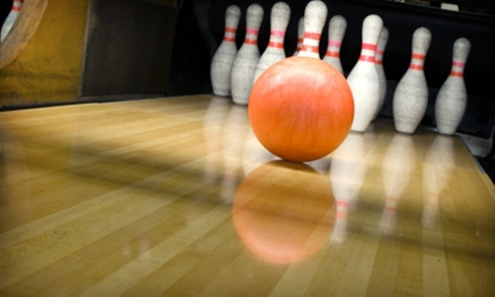 Four Seasons Bowling Center - Hillsboro: Bowling at Four Seasons Bowling Center in Hillsboro. Two Options Available.