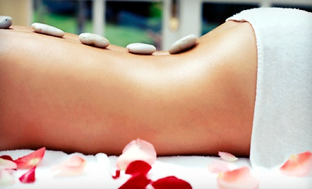 1-Hour Hot-Stone Massage (a $75 value) - Lily of the Valley Spa in London