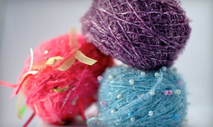 Art of Yarn - South Pandosy - K.L.O.: $15 for $30 Worth of Yarn and Knitting Supplies at Art of Yarn