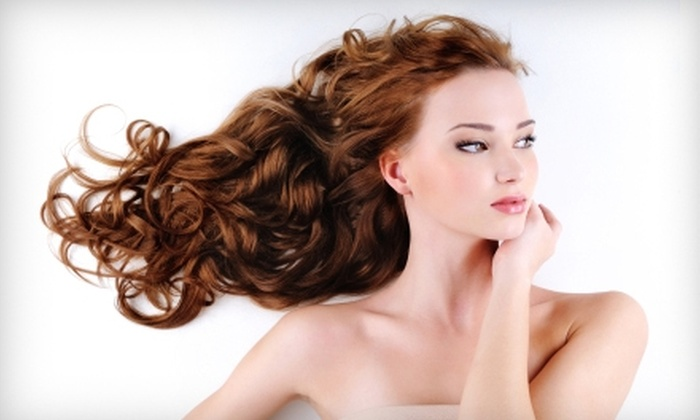 Fusion Salon - Downtown Fayetteville: $22 for Haircut, Shampoo, and Style at Fusion Salon ($45 Value)