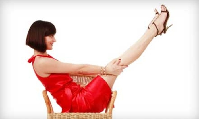 An Institute of Laser Hair Removal and Laser Therapy - Pembroke Lakes South: $99 for Six Laser Hair-Removal Sessions at An Institute of Laser Hair Removal and Laser Therapy (Up to $800 Value) in Pembroke Pines