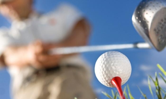 Staten Island Golf Practice Center - Charleston: $19 for Three Jumbo Buckets of Driving-Range Balls at Staten Island Golf Practice Center ($45 Value)