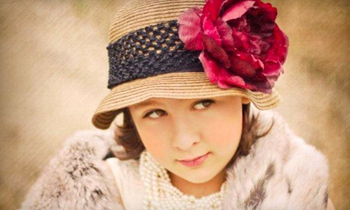 """Deanna Gomes Photography - Norwood: $35 for a Photo-Shoot Package with an 8""""x10"""" Print and a Digital File from Deanna Gomes Photography ($215 Value)"""