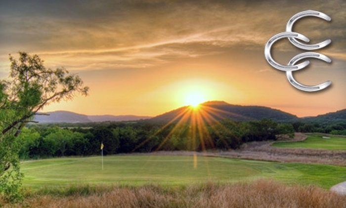 The Club at ConCan and Frio Country Resort - Multiple Locations: Two Rounds of Golf and a One-Night Stay at the Club at ConCan and Frio Country Resort. Choose Between Two Options.