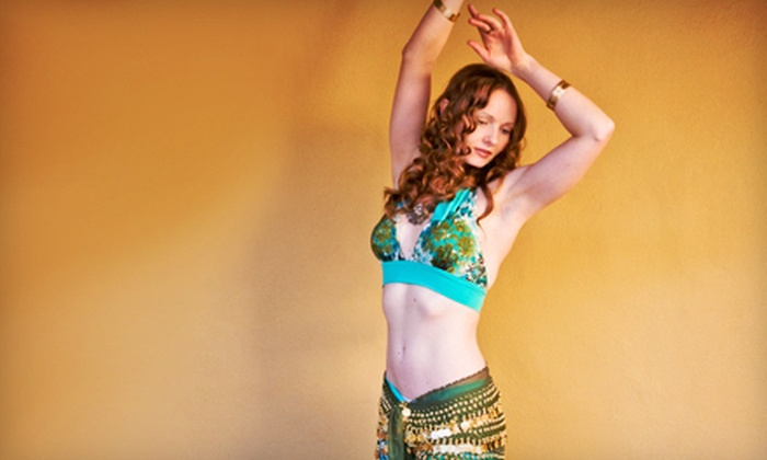 Belly Dance Tucson - Tucson: One, Four, or Eight Belly-Dancing Classes at Belly Dance Tucson (Up to 60% Off)