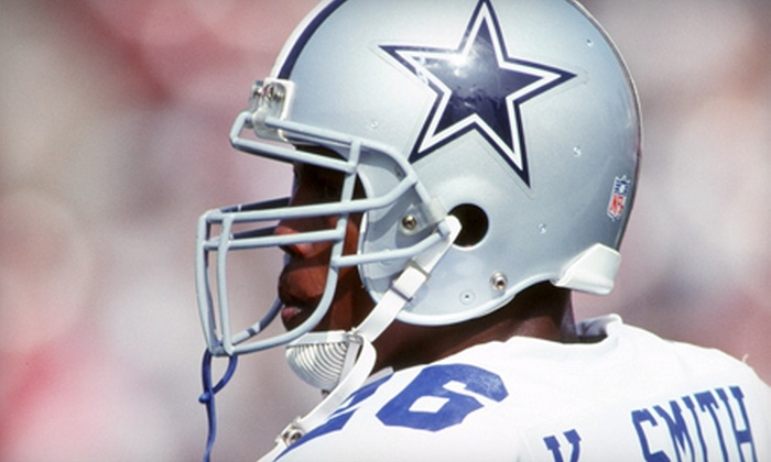 Sportz Partnerz at Studio Movie Grill - Multiple Locations: $15 for a Live NFL Highlights Show and Meet-and-Greet with Dallas Cowboys Legends from Sportz Partnerz ($30 Value)