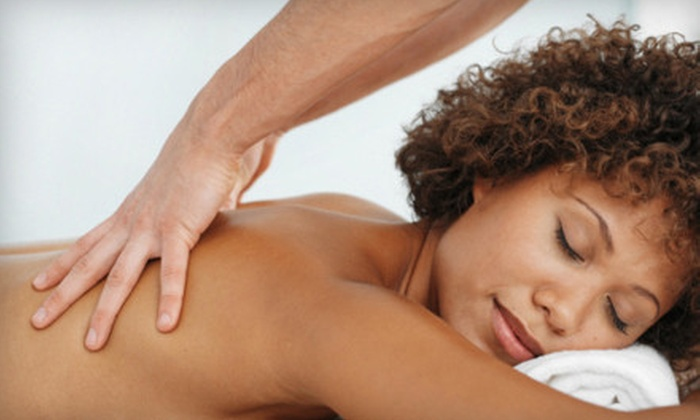 Flow Shiatsu Clinic - Downtown Toronto: One or Two 60-Mnute Back and Shoulder Massages at Flow Shiatsu Clinic (Up to 52% Off)