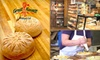 Great Harvest Bread Co. - Multiple Locations: $5 for $10 Worth of Freshly Baked Bread and Baked Goods at Great Harvest Bread Co.