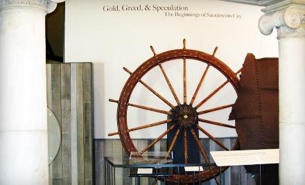 Sacramento History Museum - Sacramento History Museum in Sacramento