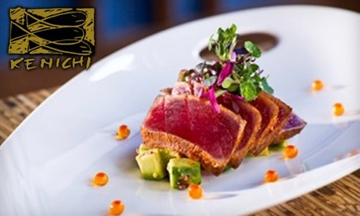 Kenichi - Downtown: $25 for $50 Worth of Sushi at Kenichi
