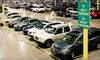 Peachy Airport Parking - Peachy Airport Parking: 2, 4, 6, or 10 Days of Indoor Parking at Peachy Airport Parking (Up to 68% Off)