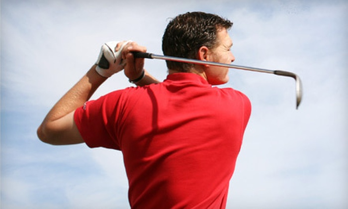 Rick DePamphilis NexLevel Golf - Multiple Locations: Three or Six 45-Minute Private Golf Lessons from Rick DePamphilis NexLevel Golf (Up to 57% Off)