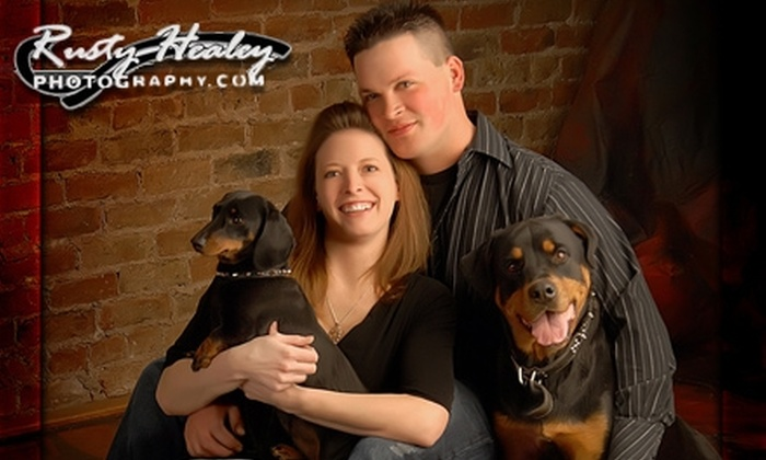 """Rusty Healey Photography - Ogden: $69 for a Custom Photo Shoot, Makeup Application, and One 8""""x10"""" Print at Rusty Healey Photography ($200 Value)"""