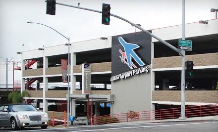 Aladdin Airport Parking  - Aladdin Airport Parking in San Diego