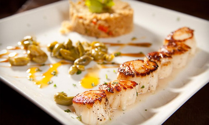 The Tasting Room - Spanish Quarter: $15 for $30 Worth of Wine, Tapas, and Upscale Spanish Cuisine at The Tasting Room in St. Augustine