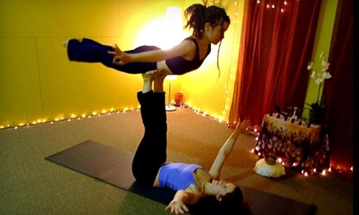 Transform Yoga - Lansing: $15 for Three Yoga Classes at Transform Yoga in Ithaca