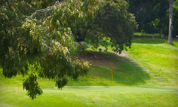 Sun Valley Golf Course - La Mesa: 18 Holes of Golf with Range Balls or Junior Golf Academy Package at Sun Valley Golf Course in La Mesa (Up to 60% Off)