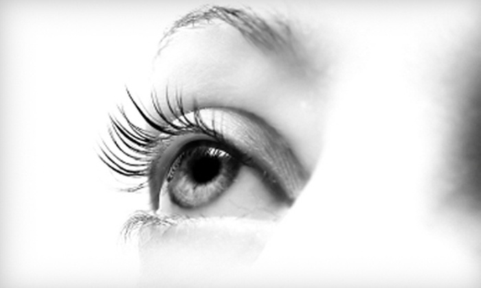 Lovely Lashes - Costa Mesa: $25 for Party Lashes or Eyebrow Shaping and Eyebrow or Lash Tint at Lovely Lashes in Costa Mesa (Up to $55 Value)