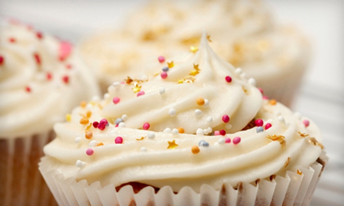 Classic Cupcakes - Northeast Tarrant: One Dozen Cupcakes or Gluten-Free Cupcakes with Delivery from Classic Cupcakes (Up to 52% Off)