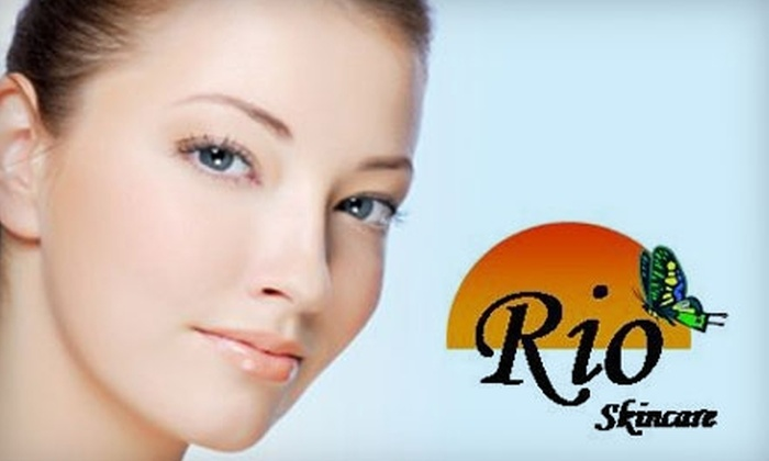 Rio Skincare LLC - Clover Hill: $47 for a 45-Minute Microdermabrasion Treatment at Rio Skincare LLC ($95 Value)