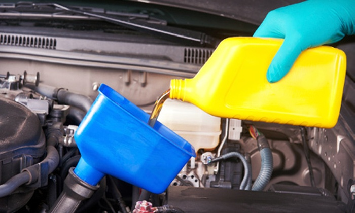 Continental Auto Repairs - York University Heights: Three Regular or Synthetic Oil Changes with Filter, Inspection, and Tire Rotation at Continental Auto Repairs (Up to 87% Off)