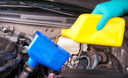 3 Regular-Oil Changes Packages (a $225 value) - Continental Auto Repairs in Toronto
